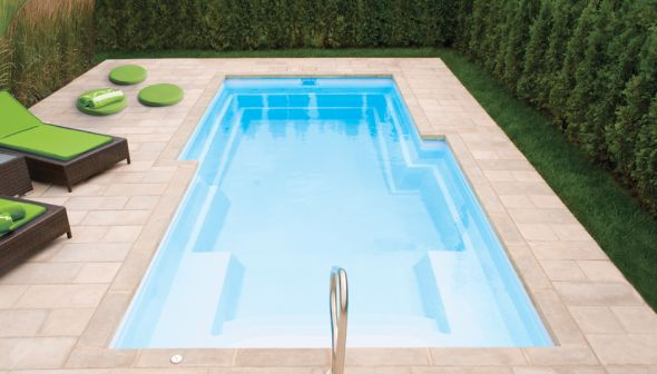 Piscine fibre de verre mod les guy robert landscaping ottawa - Model de piscine creuse ...