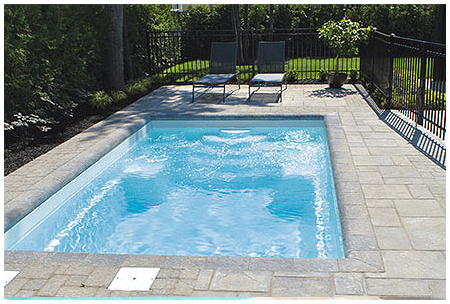 San Juan Pools sale and installation